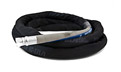 "Blast Hose - 1"" (2.5 cm) ID w/ cable (Electric)"