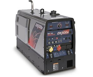 DX500e Diesel Engine-Driven CC/CV Welder