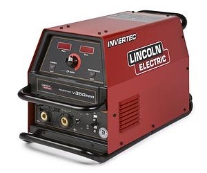 Lincoln V350, LF38 MIG Welder Hire